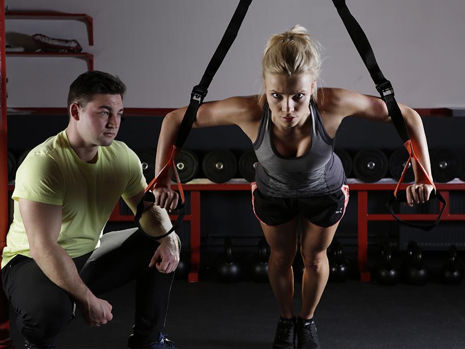 Személyi edzés előnyei